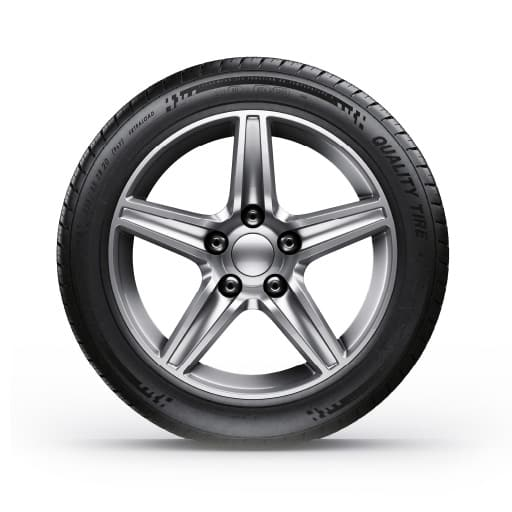 car or vehicle tire