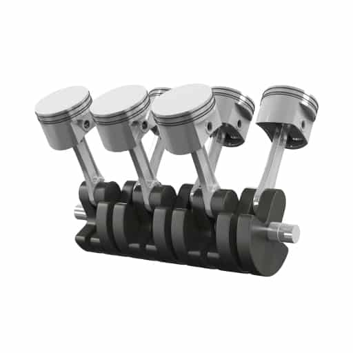 car pistons for auto engine
